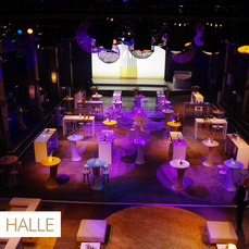 Impression of a business event at DIE HALLE Tor 2