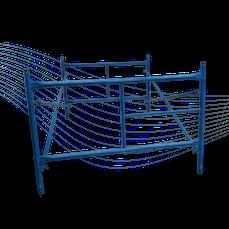 Venta de Andamio Barandal Tubular