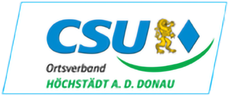 CSU Ortsverband Höchstädt an der Donau Photostrie Bürgermeister