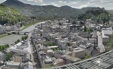 Webcam  Salzburg Stadt