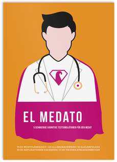 el MedATo - Superhelden Hardcore Aufgaben für den MedAT