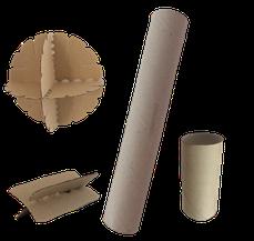 Bauensystem PappMeister Kugel Stift Rohr Küchenrolle