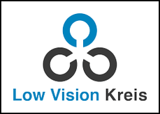 Logo Low Vision Kreis