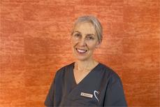 Daniela Röske, Zahnmedizinische Fachassistentin in der Zahnarztpraxis Griesheim
