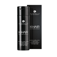 shampoo biologico capelli ricci k-hair Alkemilla