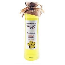 bagnodoccia naturale al limone Il giardino d'Ischia