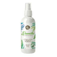 deodorante delicato eco biologico talco fiorito Alkemilla