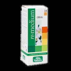 remedium oral disinfettante per il cavo orale