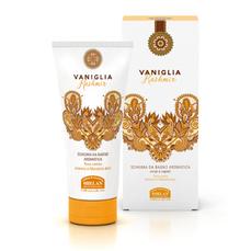 schiuma da bagno bio vaniglia kashmir helan