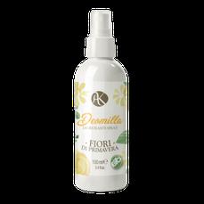 deodorante delicato eco biologico fiori di primavera Alkemilla