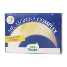 melatonina complex alta natura