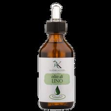 olio vegetale biologico di lino alkemilla