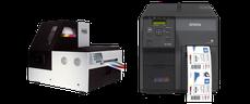 Etiketten Drucker Farbe Inkjet Drucker