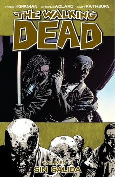 The Walking Dead Volumen 14 Español de España Castellano