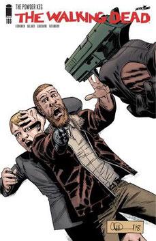 The Walking Dead #186 Español de España Castellano