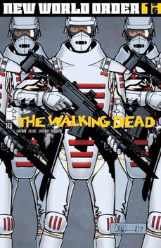 The Walking Dead #175 Español de España Castellano