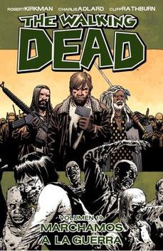 The Walking Dead Volumen 19 Español de España Castellano