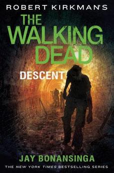 Libro The Walking Dead Descenso Español