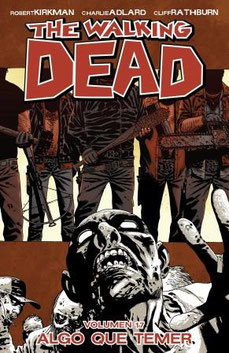 The Walking Dead Volumen 17 Español de España Castellano