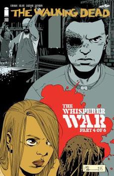 The Walking Dead Comic #160 Español de España
