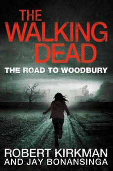 Libro The Walking Dead Woodbury Español