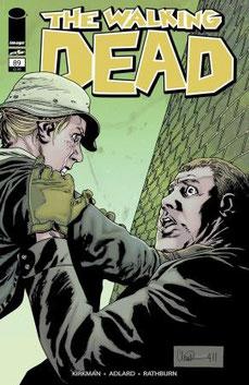 The Walking Dead Comic #89 Español de España