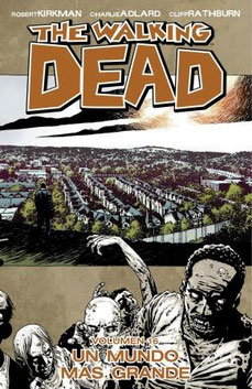 The Walking Dead Volumen 16 Español de España Castellano