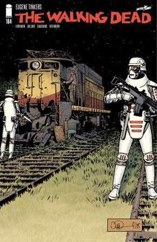The Walking Dead #184 Español de España Castellano