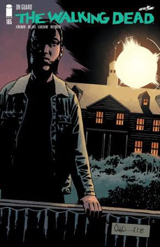 The Walking Dead #185 Español de España Castellano