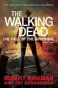 Libro The Walking Dead La Caida del Gobernador - Parte 2 Español