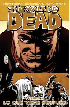 The Walking Dead Volumen 18 Español de España Castellano