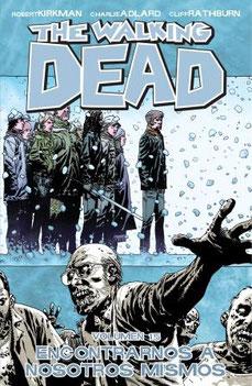 The Walking Dead Volumen 15 Español de España Castellano