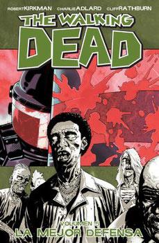 The Walking Dead Volumen 5 Español de España Castellano