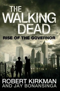 Libro The Walking Dead El Gobernador Español