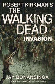Libro The Walking Dead Invasion
