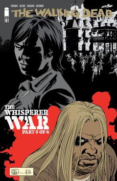 The Walking Dead #161 Español de España Castellano