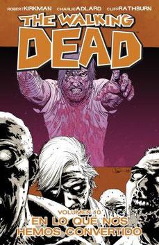 The Walking Dead Volumen 10 Español de España Castellano