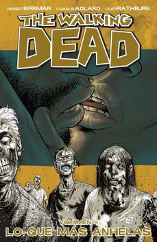 The Walking Dead Volumen 4 Español de España Castellano