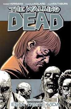The Walking Dead Volumen 6 Español de España Castellano