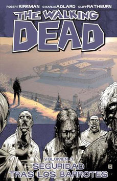 The Walking Dead Volumen 03 Español de España Castellano