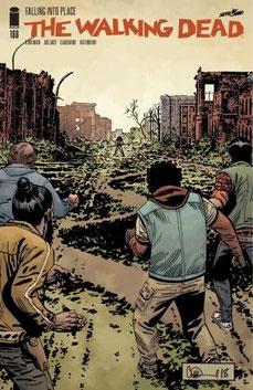 The Walking Dead #188 Español de España Castellano