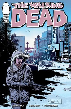 The Walking Dead Comic #90 Español de España