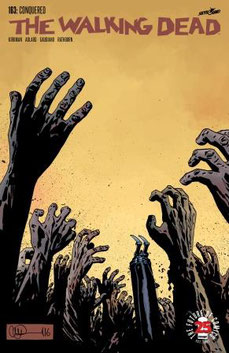 The Walking Dead #163 Español de España Castellano