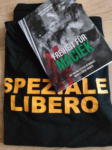 Buch Freiheit für Maciek Speziale Libero