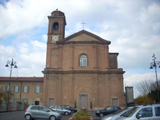 La parrocchia Assunzione Beata Vergine Maria a Santo Stefano Lodigiano