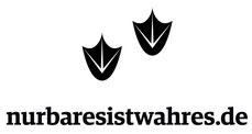 Logo Nur bares ist Wahres