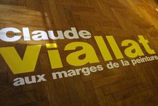 Exposition Claude Viallat, Musée du Touquet-Paris-Plage