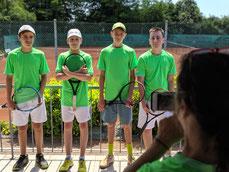U16 gewinnt 5:1 gegen Rheinau