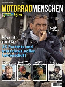 """Sonderheft """"MOTORRADMenschen"""" aus dem Reiner H. Nitschke-Verlag, Euskirchen"""
