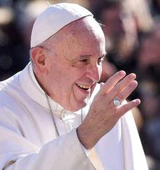 Mit der Wahl des Lateinamerikaners Jorge Mario Bergoglio zum Papst rückten die Themen Armut und Ausgrenzung neu in den Fokus. (RP-Foto: Ulmer)